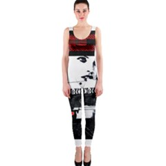 Punk Chick OnePiece Catsuit