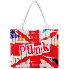 Punk Union Jack Tiny Tote Bag