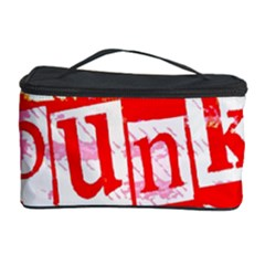 Punk Union Jack Cosmetic Storage Case