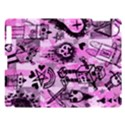 Pink Scene Kid Sketches Apple iPad 3/4 Hardshell Case View1