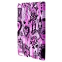Pink Scene Kid Sketches Apple iPad 3/4 Hardshell Case View3
