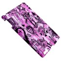 Pink Scene Kid Sketches Apple iPad 3/4 Hardshell Case View5