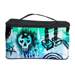 Rainbow Scene Kid Sketches Cosmetic Storage Case