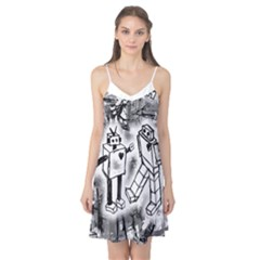 Robot Love Camis Nightgown