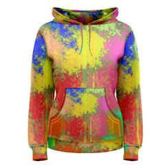 Colorful paint spots Pullover Hoodie