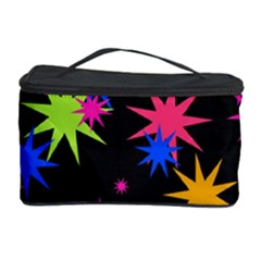 Colorful stars pattern Cosmetic Storage Case