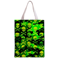Skull Camouflage Classic Tote Bag