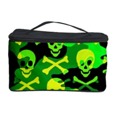 Skull Camouflage Cosmetic Storage Case