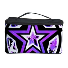 Purple Star Cosmetic Storage Case