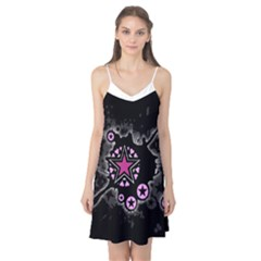 Pink Star Explosion Camis Nightgown