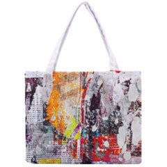 Abstract Graffiti Tiny Tote Bag
