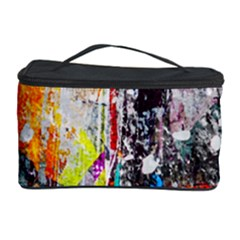Abstract Graffiti Cosmetic Storage Case