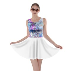 Graffiti Splatter Skater Dress