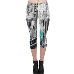 Urban Funk Capri Leggings