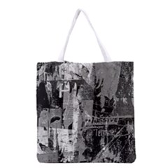 Urban Graffiti Grocery Tote Bag