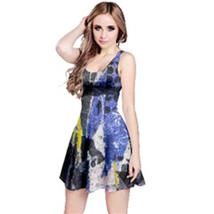 Urban Grunge Reversible Sleeveless Dress