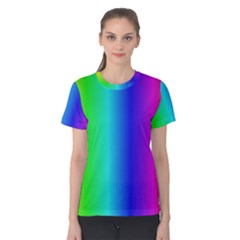 Crayon Box Women s Cotton Tee