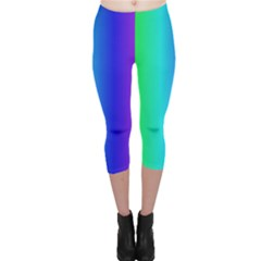 Crayon Box Capri Leggings