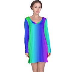 Crayon Box Long Sleeve Nightdress