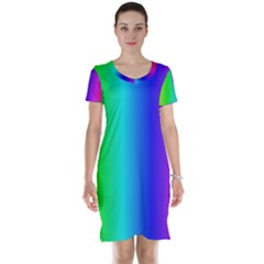 Crayon Box Short Sleeve Nightdress
