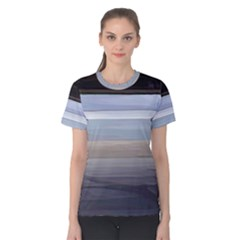 Pompey Beach Women s Cotton Tee