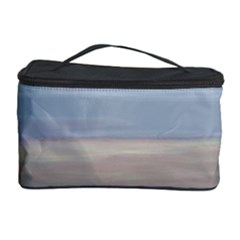 Painted Pompey Beach Cosmetic Storage Case