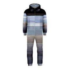 Painted Pompey Beach Hooded Jumpsuit (Kids)
