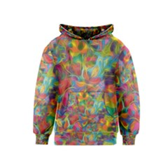 Colorful Autumn Kid s Pullover Hoodie