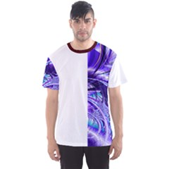 Purple Sky Men s Sport Mesh Tee