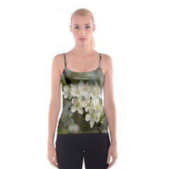 Spring Flowers Spaghetti Strap Top