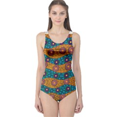 SDA1505 One Piece Swimsuit