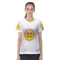 Neutral Face  Women s Sport Mesh Tee