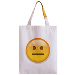 Neutral Face  Classic Tote Bag