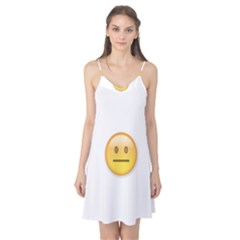 Neutral Face  Camis Nightgown