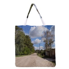 Dusty Road Grocery Tote Bag