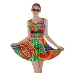 Happy Tribe Skater Dress