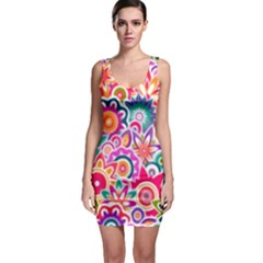 Eden s Garden Bodycon Dress