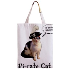 Pi-rate Cat Classic Tote Bag