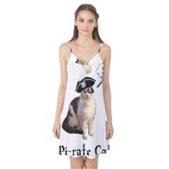 Pi-rate Cat Camis Nightgown
