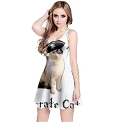 Pi-rate cat Reversible Sleeveless Dress