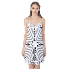 Finger labyrinth Camis Nightgown