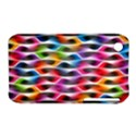 Rainbow Psychedelic Waves Apple iPhone 3G/3GS Hardshell Case (PC+Silicone) View1