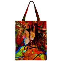 Robot Connection Classic Tote Bag