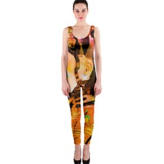 Robot Connection Onepiece Catsuit