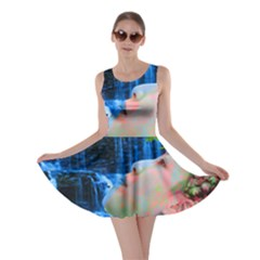 Fountain Of Youth Skater Dress