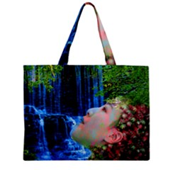 Fountain Of Youth Tiny Tote Bag