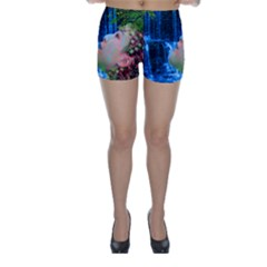 Fountain Of Youth Skinny Shorts