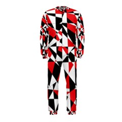 Shattered Life Tricolor OnePiece Jumpsuit (Kids)
