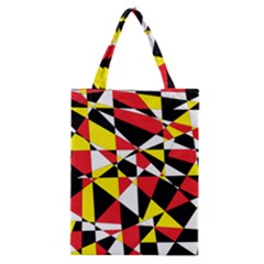Shattered Life With Rays Of Hope Classic Tote Bag