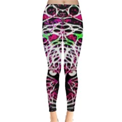 Officially Sexy Panther Collection Pink Leggings
